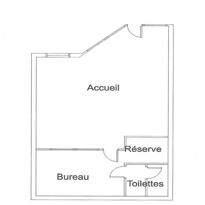 Vente Immobilier Professionnel Local commercial Villeneuve les salines (17000)