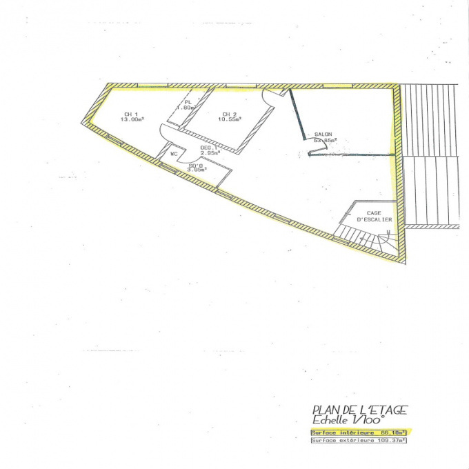 Location Immobilier Professionnel Bureaux La pallice (17000)